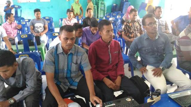 Gampong Cot Baroh Mengikuti Bimtek SISKEUDES
