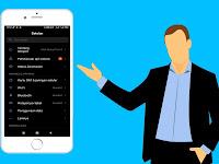 Cara Mengaktifkan Filtur/Tampilan Gelap Di Semua Hp Android Tanpa Aplikasi