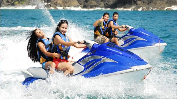 Jet Skiing And More in Subic