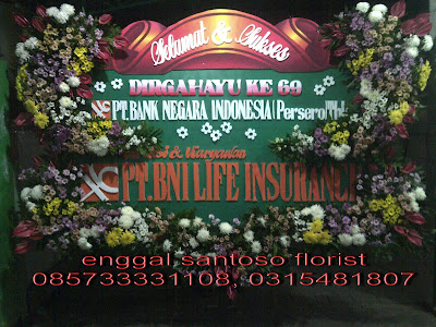 toko rangkaian bunga surabaya