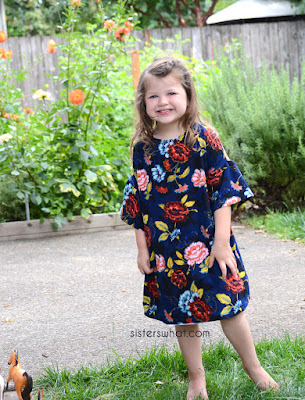 diy little girl dress tutorial
