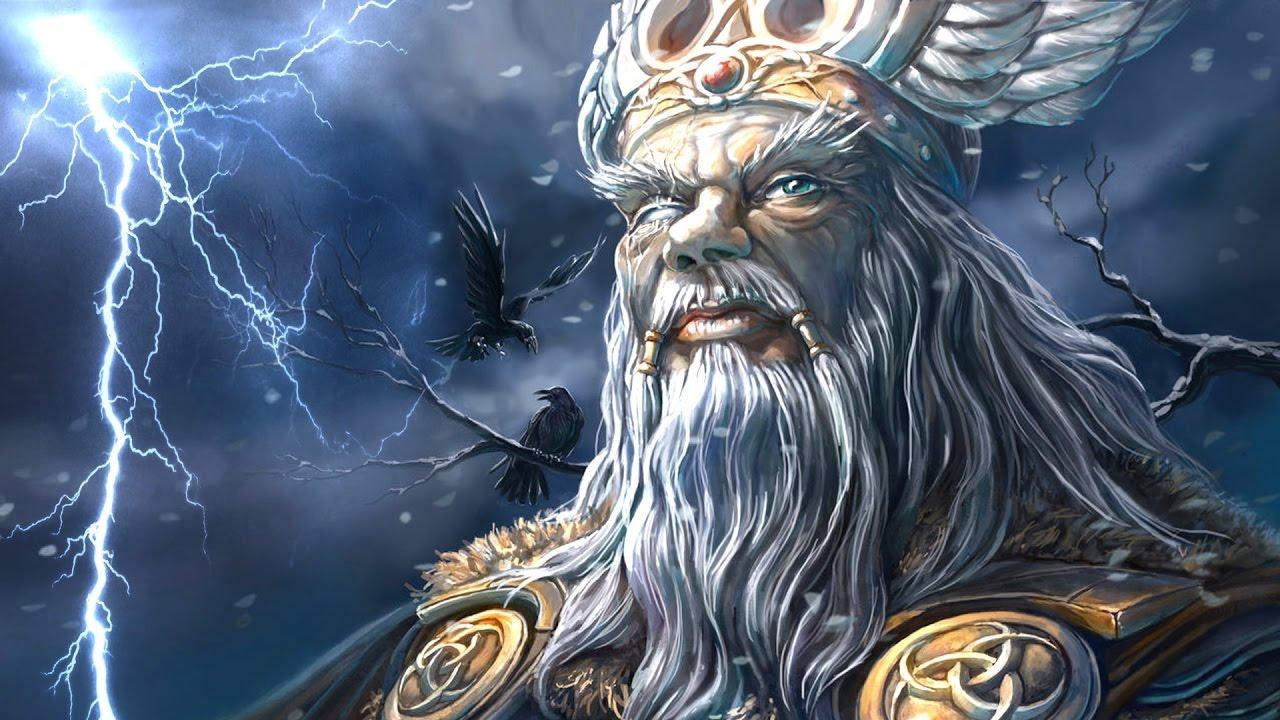 Teologia Nórdica - Deuses Vikings