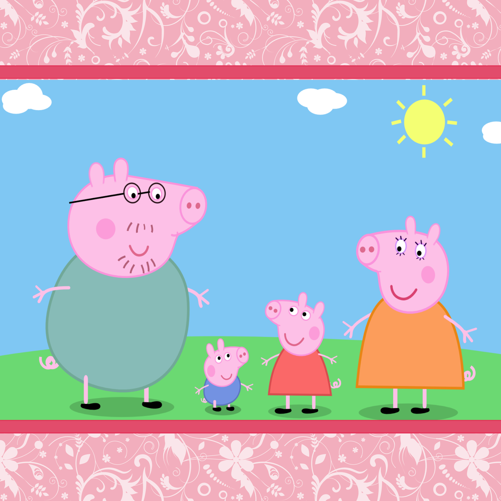 Fazendo A Propria Festa Kit Personalizados Peppa Pig