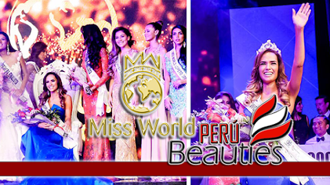 Miss World Peru 2018