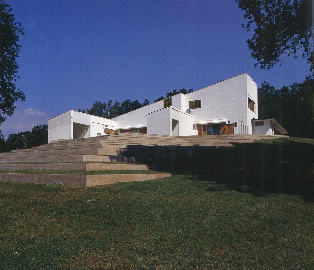 Paradise Backyard: Alvar Aalto