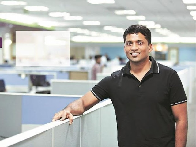 Indian Startup Success Stories byjus