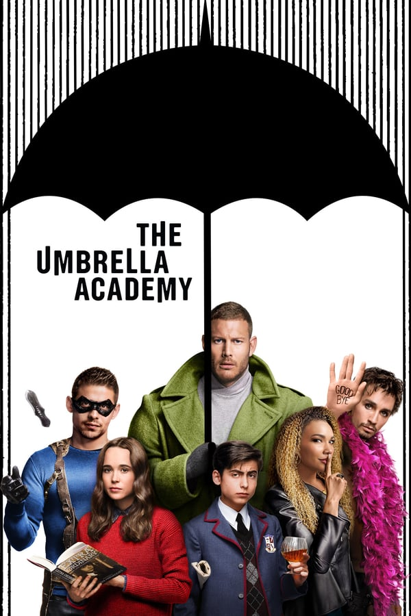 Descargar The Umbrella Academy Latino HD Serie Completa por MEGA