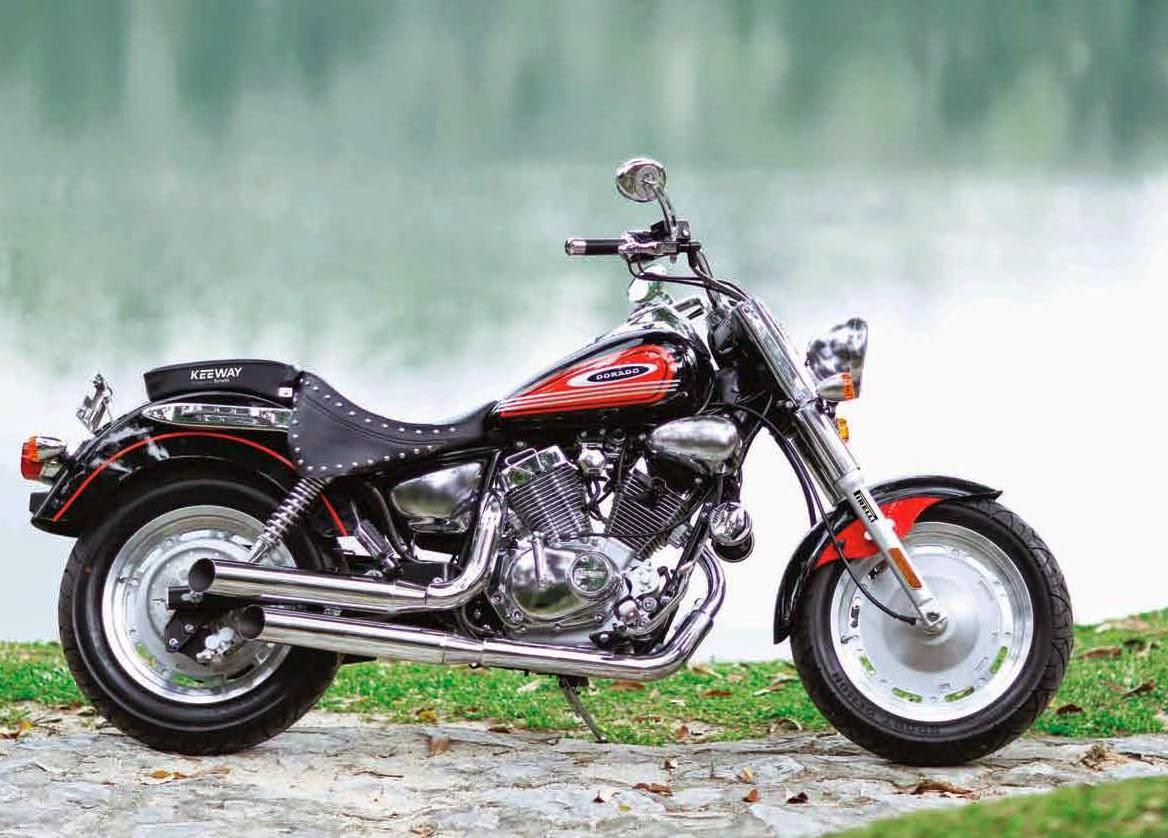 Keeway Dorado 250
