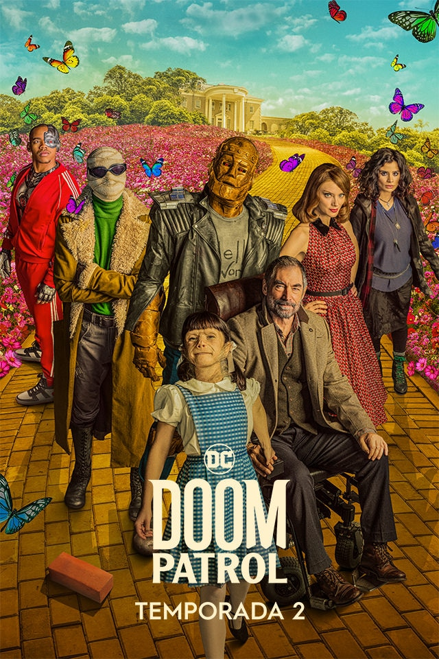 Doom Patrol (2020) Temporada 2 HMAX WEB-DL 1080p Latino
