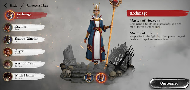 Warhammer odyssey archmage guide