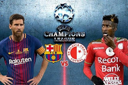 Live Streaming Barcelona vs Slavia Praha