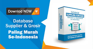 download database supplier dan produsen grosir online offline beserta alamat