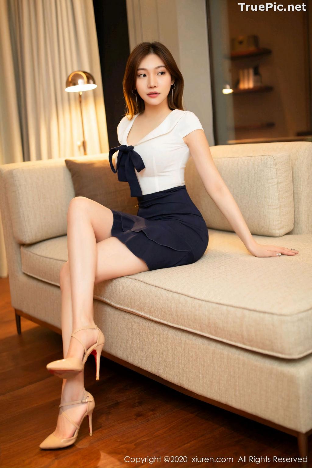Image XIUREN No.2306 - Chinese Model - Xiao Hu Li (小狐狸Kathryn) - TruePic.net - Picture-1