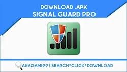 Signal Guard Pro v. 4.4.0 terbaru