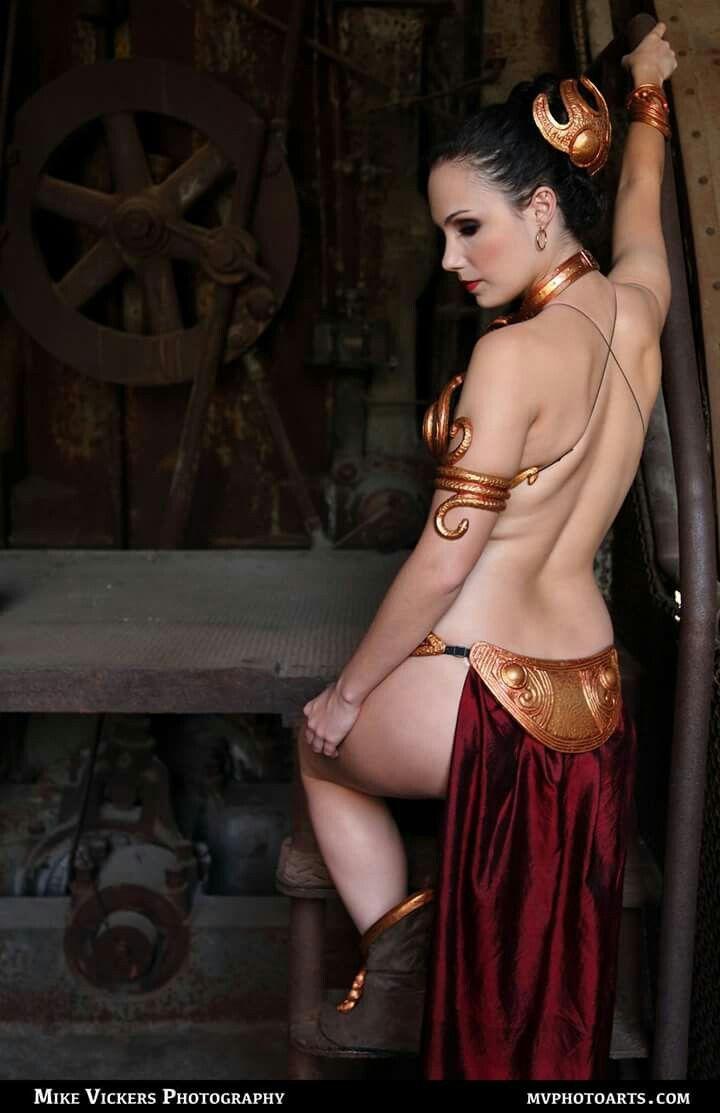 Slave Leia Erotica