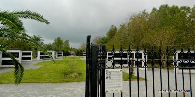 Whitney Plantation, museu da escravidão, Luisiana