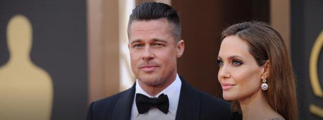 Angelina jolie y brad pitt se casaron