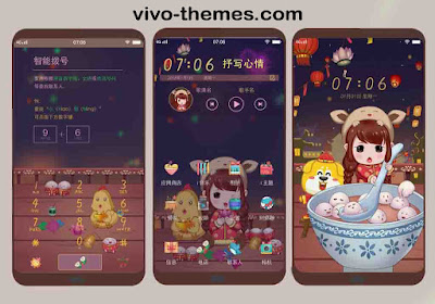 Vital Farms Alfresco Eggs Theme For Vivo Android