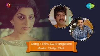 Ezhu swarangalum Malayalam Lyrics
