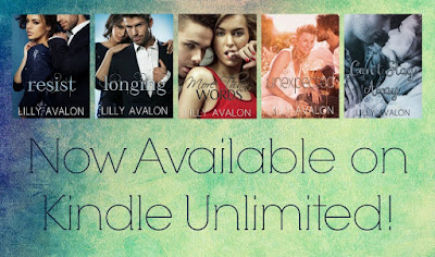 All of my books are now available on Kindle Unlimited!