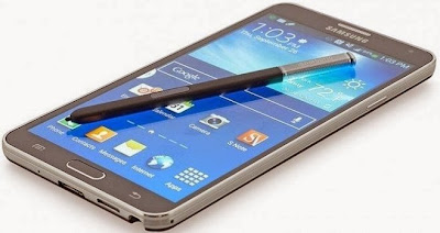 Samsung Galaxy Note 4 versus Apple iPhone 6 Plus