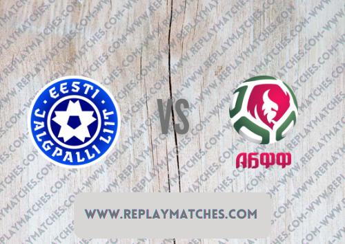 Estonia vs Belarus Highlights 08 October 2021