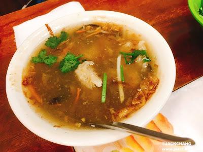 肉羹湯NT$45
