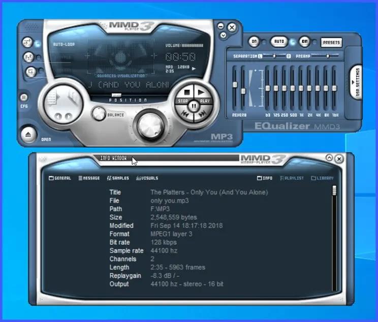 Xion Player : Υψηλής πιστότητάς μουσικός Player