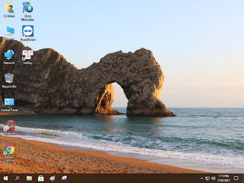 Bộ cài Windows 10 Pro for Workstations, Version 1809, OS Build 17763.2091 (64-bit)