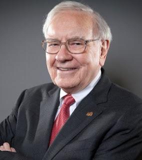 Warren Buffe, investasi