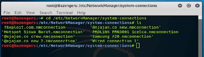 Cara Melihat Password Wifi yang Tersimpan di Linux