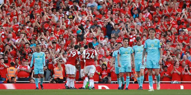 Hasil Pertandingan Arsenal vs Burnley: Skor 5-0 - PREDIKSI ...