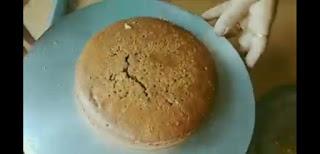 Eggless Cake Recipe   Dalgona Cake
