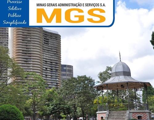 MGS abre concurso com vagas de Empregos em Minas Gerais
