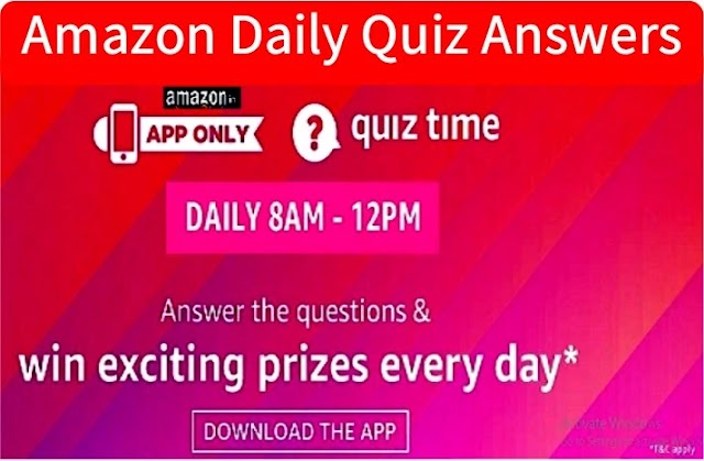 Amazon Daily Quiz - Which actress who starred as a child artist in Imtiaz Ali's 'Rockstar' , plays a lead role in a Hindi movie based on a John Green novel?