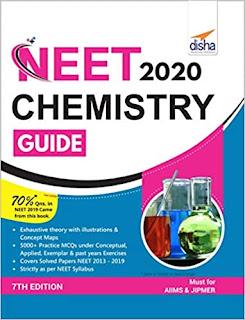 DISHA PUBLICATION: NEET 2020-21 CHEMISTRY GUIDE