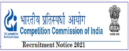 CCI Recruitment Notice 2021