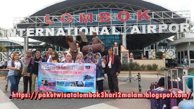 Paket Wisata Lombok 3 Hari 2 Malam Murah
