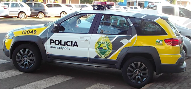 Mão Grande-Elementos furtam 1500 reais de comércio em Borrazópolis