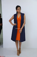 Priyamani in Beautiful Short Deep neck Orange Dress ~  Exclusive 33.JPG
