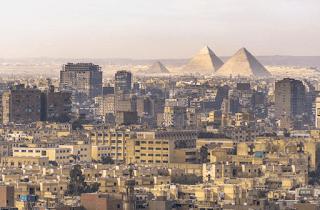 Kairo Kota Dengan Populasi Terbanyak di Dunia