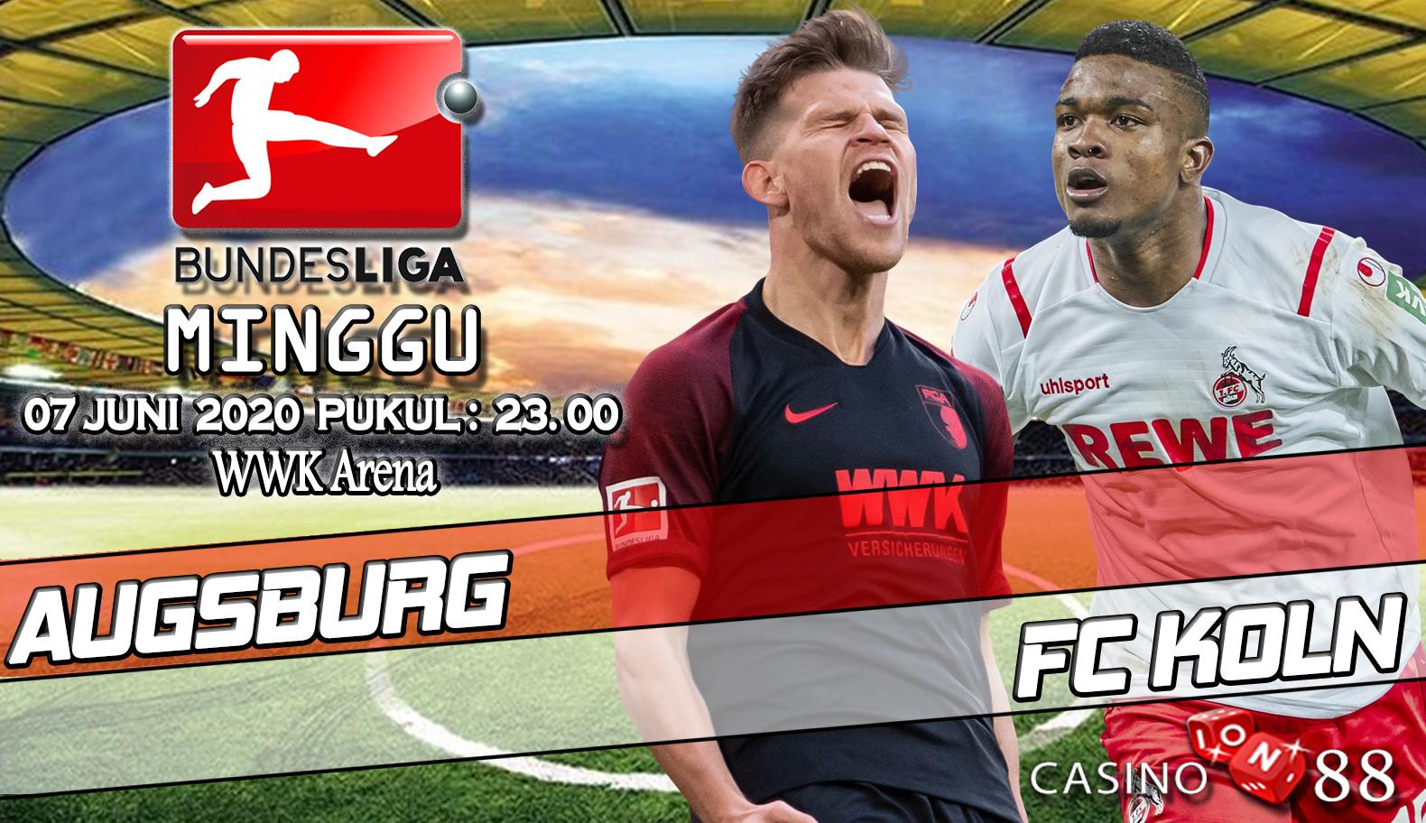 Fc Köln Augsburg