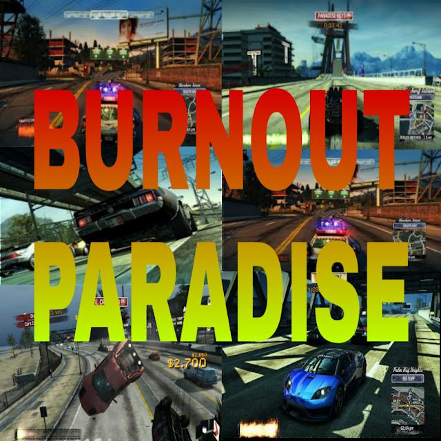Burnout Paradise PC free download windows 7/8/10 laptop
