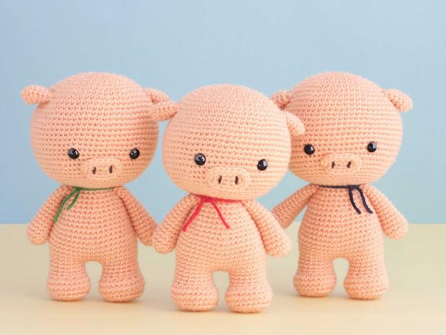 amigurumi-pig-cerdito-crochet-cerdo