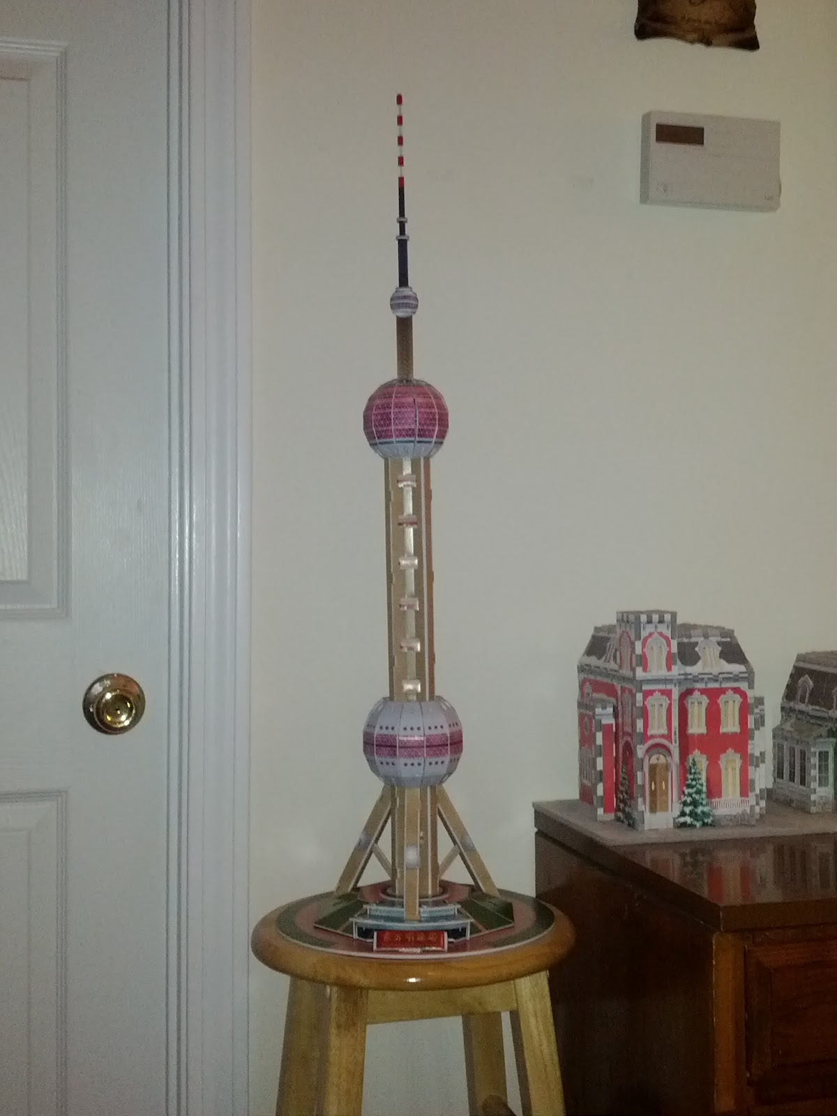 30 And Counting 3d Puzzle Pearl Of The Orient
