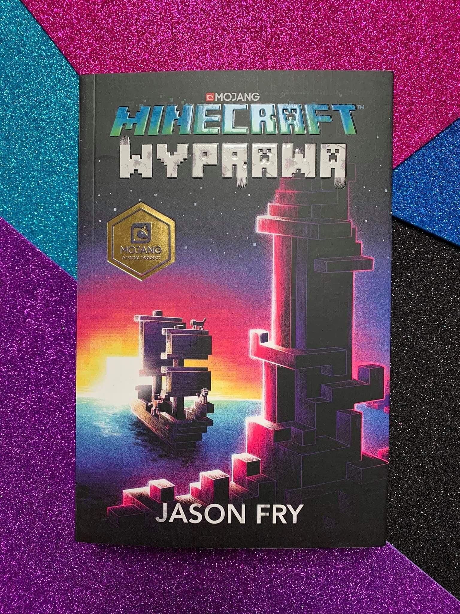 """""""Minecraft Wyprawa"""" Jason Fry"""