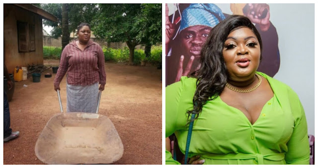 I dont like my shape, I really want to go back to my old shape- Actress Eniola Badmus cries out