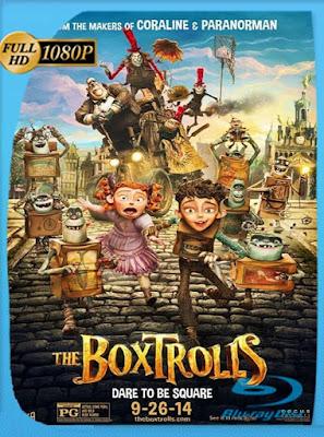 Los Boxtrolls (The Boxtrolls) (2014) HD [1080p] Latino [GoogleDrive] rijoHD