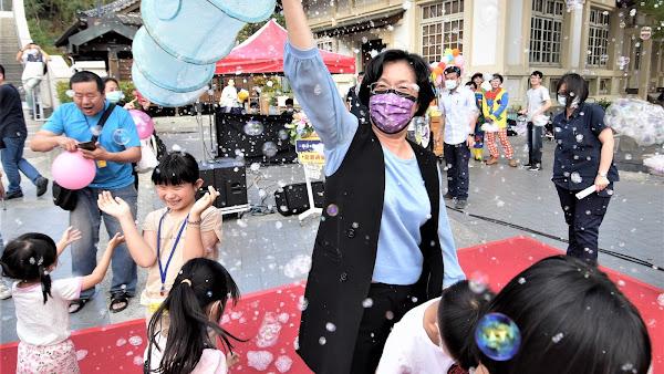 卦山3號主題市集 彰化縣立美術館前廣場開幕