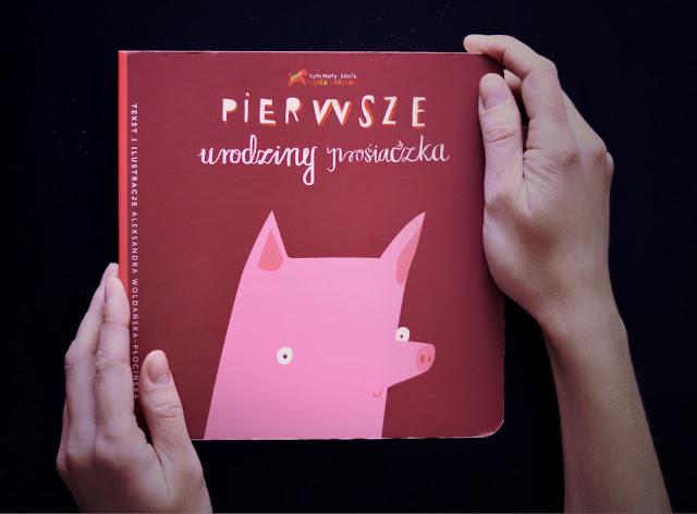 """urodziny jak z książki, czyli inspirowane przyjęcie urodzinowe (temat przewodni: """"Pierwsze urodziny prosiaczka"""" Aleksandra Woldańska-Płocińska)"""